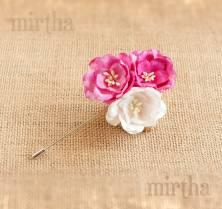 Alfiler magnolias